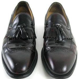 Johnston & Murphy Leather Dress Loafers Sz 11